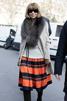 anna wintour fashion - Google 検索