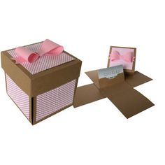 Silhouette Design Store - View Design #134456: gift card box