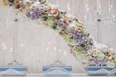 Reception | Blush Botanicals | San Diego Florist | Floral Design