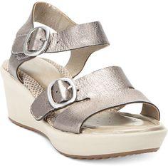 2ec02ea94d7 Easy Spirit Charisma Platform Wedge Sandals on shopstyle.com