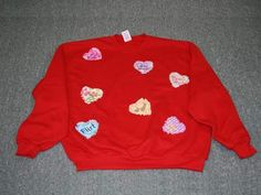 Shabby Hearts Sweatshirt Machine Embroidery Designs http://www.designsbysick.com/details/shabbyhearts
