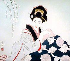 2012年1月 - 豆本三昧我褸芥(がるぁくた)ノート 及び 美人画あれこれ