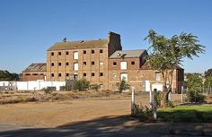 Tiger Brands Heritage in Danger Brick And Stone, South Africa, Old Things, Cabin, Mansions, House Styles, Building, Manor Houses, Cabins