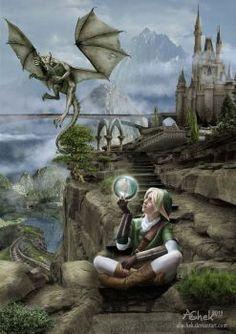 Hunting the Fairies  by AliaChek
