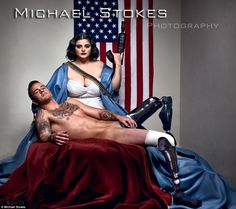 Publishing the pics: Michael's upcoming coffee table book, Always Loyal, will feature women as well as men