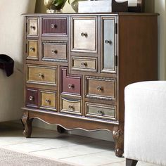 August Grove Anastasia 10 Drawer Cabinet | For the Home ...