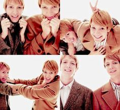 My Weasley Twins ❤️❤️