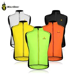 Cheap cycling vest, Buy Quality sleeveless cycling jersey men directly from China bike jersey sleeveless Suppliers: WOSAWE Cycling Vest Men Waistcoat Reflective Clothing Windcoat Breathable Bike Jacket Bicycle Cycle Sleeveless Jerseys 5 COLORS Cycling Suit, Cycling Jerseys, Men's Waistcoat, Windbreaker Jacket, Men's Jacket, Vest Coat, Sport Bikes, Sport Outfits, Sportswear