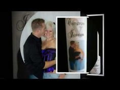 Candles Personalised For You - a sample of some of our work.......