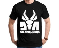 Die Antwoord - Logo Camiseta Camisa