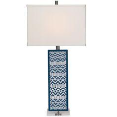 "Clarendon Lamp @Zinc Door\     Overall: 15""W x 9""D x 30""H     Shade: (15"" x 9"") x (15"" x 9"") x 10.5""H $306"
