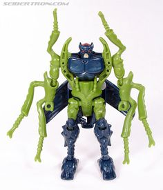 Beast Wars Insecticon (My first transformer toy!)