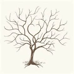 simple tree drawings - Bing images