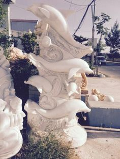 Marble dolphin pls contact danang.marble@yahoo.com or danangmarble.com.vn for order or more info.