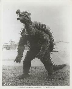 Angilas in Destroy All Monsters (1968)