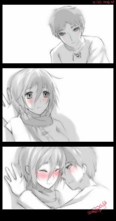 Kiss me by Saphirya