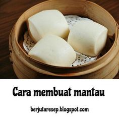 Cara Membuat Mantau Steamed Cake, Steamed Buns, Malay Food, Bao Buns, Japanese Cheesecake, Indonesian Food, Dim Sum, Chinese Food, Cake Cookies