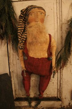 Cinnamon Creek-My fav santa maker