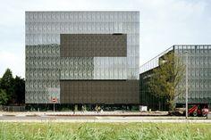 Utrecht University Library - Wiel Arets Architects