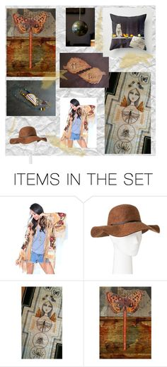 """Bohemian Fall"" by mollysmuses ❤ liked on Polyvore featuring art"