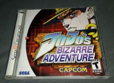 JoJo's Bizarre Adventure US  #retrogaming #HotDC  Very good Capcom Fighting game. US Version in very good condition. Auction ends in some hours.