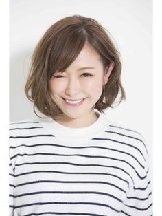 【新宿AXY-torte-】ナチュラルボブ ラフカール