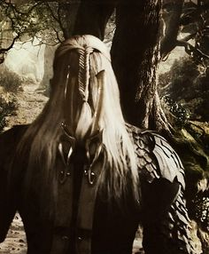 Legolas' warrior garb in The Hobbit: The Desolation of Smaug The Hobbit Movies, O Hobbit, Legolas And Thranduil, Gandalf, Tauriel, Lotr, Dragons, Medieval, Desolation Of Smaug
