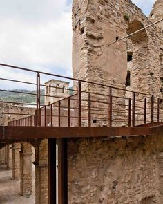 Castello dei Doria a Dolceacqua, Dolceacqua, 2015 - LDA + SR