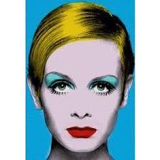 Risultati immagini per moda pop art años 60