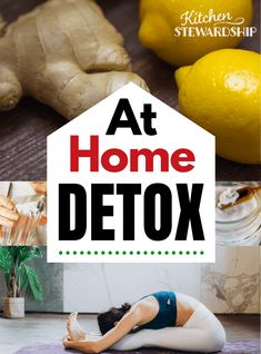 Detox can sound overwhelming. Where do you even start? Here are some easy at home detox options to support your liver and help your body detox naturally and gently. Detox bath recipe, movement for detox, oil pulling and more.