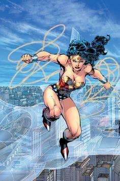 DC Trinity Wonder Woman