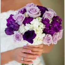 b0d083da1edd 25 Cute Purple Wedding Bouquets Ideas On Emasscraft Org Purple Purple