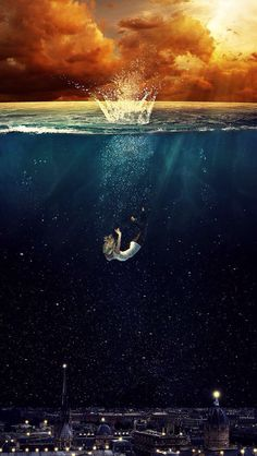 Falling into a dream