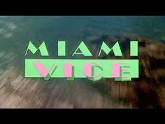 Jan Hammer - Original Miami Vice Theme ( Miami Vice Tribute video by StevenMighty ) - YouTube