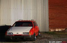 Show me Ford Sierras! Ford Sierra, Ford Classic Cars, Rat Rods, Ford Focus, Volvo, Motors, Picture Video, Euro, Wheels