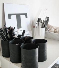 Ideias para uma Decoração com Reciclagem