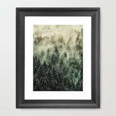 Everyday - Fetysh Edit Framed Art Print by Tordis Kayma - $36.00