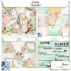 Newly Released Cutie created by Louise LAudet / LouiseL, exclusively sold this month at Digital-Crea.fr https://digital-crea.fr/shop/index.php…