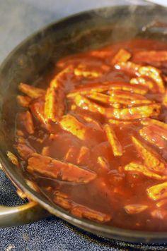 Vanishing Veggie: The Vegan Roadie's BBQ and Slaw Sandwich