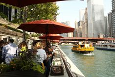 19 great waterfront spots for a meal or drink in chicago by {eater chicago}