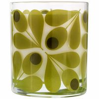 Orla Kiely Home Fig Tree Scented Candle 200g Bringing together all the elements of fig