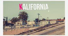 KALIFORNIA on Behance