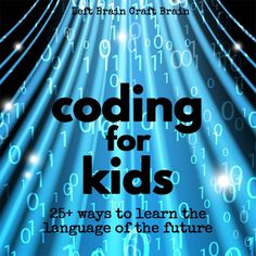25 coding apps games activities even screen-free options too! Coding Apps For Kids, Programming For Kids, Computer Programming, Computer Coding, Computer Science, Computer Lab, Teaching Kids, Kids Learning, Meta Learning