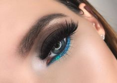 Make up for blue eyes #makeup #makeupblueeyes #blueeyes
