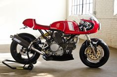 Ducati Leggero series of limited production motorcycles by Walt Siegl