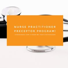 HireNurses.com, in partnership with Show Me Your Stethoscope, Nurse Practitioner Preceptor Program that allows Nurse Practitioner Students to connect with Nurse Practitioners for their preceptorships! And best of all it is free to use! Sabbatical Leave, Nurse Stuff, Autistic Children, Nurse Practitioner, Stethoscope, Programming, Connect, Students, Personal Care
