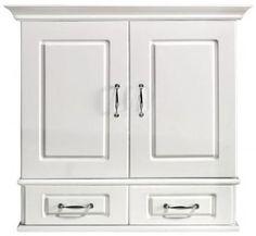 Bathroom med cabinet