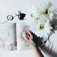 Герберы My blog: https://ru.itao.com/u/915707125  #flatlay #flowers #accessories #home #house #decor #цветы #декор