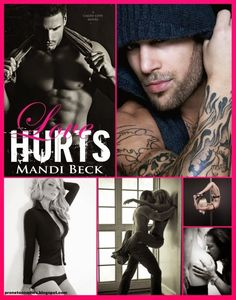 Giveaway & Review - Love Hurt by Mandi Beck