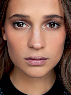 Alicia Vikander. So good in The Man From U.N.C.L.E.